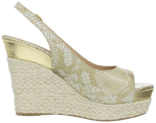 Snake Sandal Dolce Joss Women's Wedge Natural Vita HYawUqC7