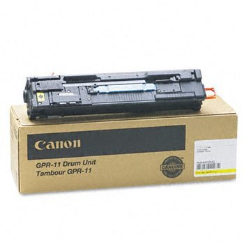 Page Yellow Copier (Canon Copier Drum C3200 2620 3220 Yellow GPR11 40 000 Page Yield 7622A001AA)
