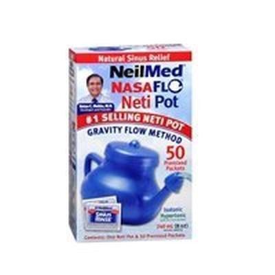 Neilmed Nasaflo Neti Size 50ct