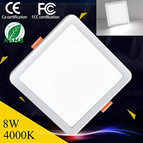 Led Recessed Light Panels