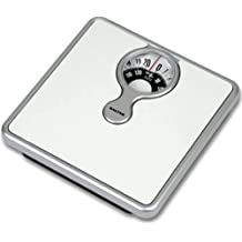 Salter Mechanical Bathroom Scale with Magnifying Lens
