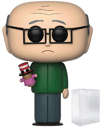 (South Park - Mr. Garrison Funko Pop! Vinyl Figure (Includes Compatible Pop Box Protector)