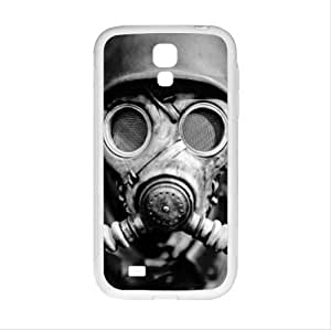 Best Custom Case - Vintage Gas Mask Samsung Galaxy S4 I9500 TPU (Laser Technology) Case, Cell Phone Cover