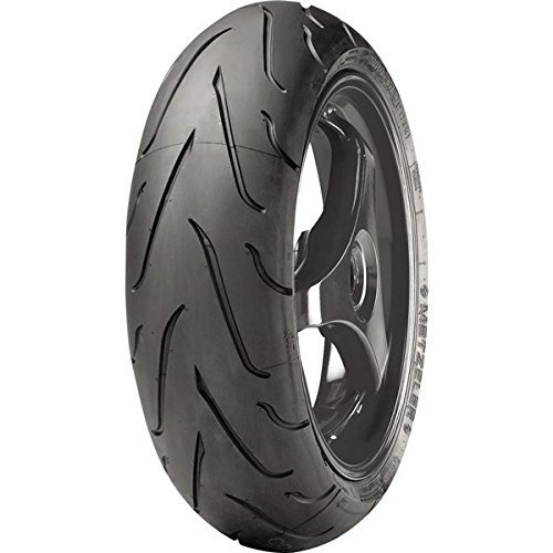 Metzeler Sportec M3 Tire - Rear - 160/60ZR-17 , Position: Rear, Size: 160/60-17, Rim Size: 17, Load Rating: 69, Speed Rating: W, Type: Street, Construction: Radial, Application: Sport 1590800 by Metzeler