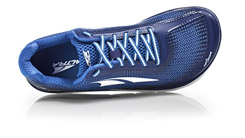 Altra Torin 3.0 Men's Road Running Shoe | Fitness, Walking, Cross-Training | Zero Drop Platform, FootShape Toe Box, Breathable Quick-Dry Mesh Upper | Go Out and Enjoy Your Run Blue