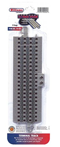 Williams by Bachmann O Gauge E-Z Track Terminal Track for sale  Delivered anywhere in USA