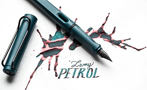 Lamy Petrol ink Safari