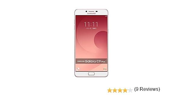 Samsung Galaxy C9 Pro Dual SIM 64GB SM-C9000 Rosa Oro SIM Free: Amazon.es: Electrónica
