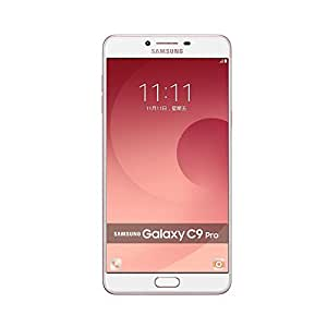"Samsung Galaxy C9 Pro (C9000) 6GB/64GB - Dual SIM [Android 6.0.1, 6.0"" qHD Super AM-OLED, 16.0MP, NFC] (Pink Gold)"
