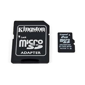 2 GB tarjeta de memoria Micro SD TF R4 TT borde 2 GB: Amazon ...