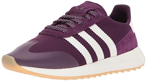 Adidas Originali Da Donna Flb W Rosso Notte / Bianco / Cristallo Bianco