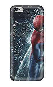 6 Plus Scratch-proof Protection Case Cover For Iphone/ Hot The Amazing Spider-man 76 Phone Case(3D PC Soft Case)