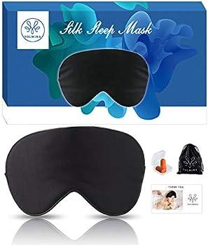 Yolmina Soft Light Blockout Eye Mask