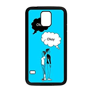 Fashion The Fault in Our Stars Personalized samsung galaxy s5 Case Cover