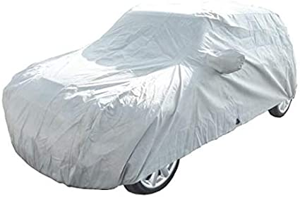 Convertible Coupe New 200D Poly Grey Formosa Car Cover Compatible with Mini Cooper up to 158 Long Fits Hardtop 2 Door and 4 Door
