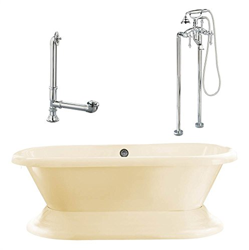 Wescott dual soaking bathtub for Best soaker tub for the money