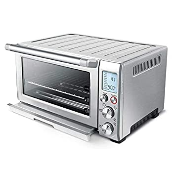 Image of Home and Kitchen Breville Smart Oven Pro (Renewed), 18.5' x 14.5' x 22.8', Silver