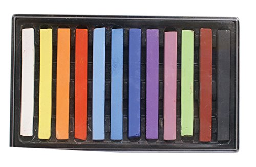 - Heritage Arts ADP12BP Artist Drawing Pastels Essential 12-Color Set