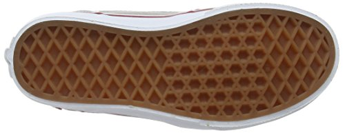 Vans Chapman Stripe - Zapatillas Niños Beige (varsity/gray/red)