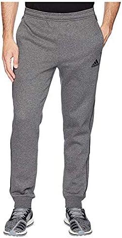 [adidas(アディダス)] メンズウェア・ジャケット等 Core 18 Sweatpants Dark Grey Heather/Black US MD (M) 28.5 [並行輸入品]
