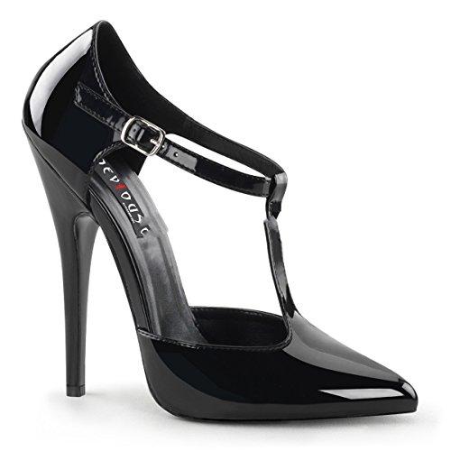 Pleaser Domina-415 - sexy extrèmee fétiche escarpins talon hauts chaussures femmes 35-48