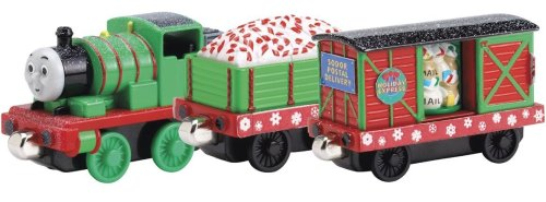 Percy 3 Car (Take Along Thomas & Friends - Percy and the Holiday Cars 3-Pack)