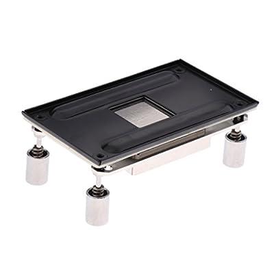 Baoblaze CPU Water Cooling Block Full Metal Liquid Cooler 110x40x62mm Heatsink for AM2/3/4