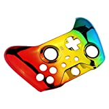 eXtremeRate Tri-Color Gradient Glossy Faceplate