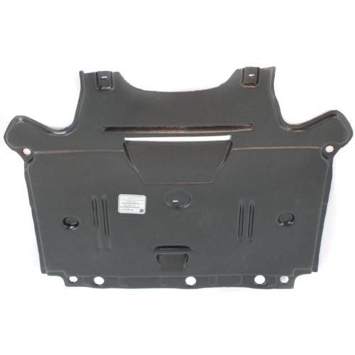 - MAPM - Q5 09-12/S4 09-14 ENGINE SPLASH SHIELD, Under Cover, Rear, 3.0L/3.2L Eng. - AU1228121 FOR 2009-2016 Audi Q5