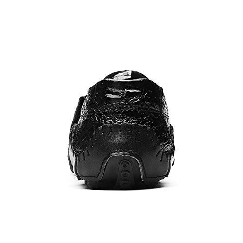 Miyoopark - zapatilla baja hombre Style2-Black