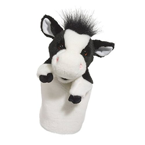 Memorable Pets' Cow Puppet- for Memory Care Activities and Caregivers by Memorable Pets (Image #1)