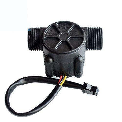 WINGONEER YF-S201 1-30L/min Water Flow Hall Counter / Sensor Water control Water Flow Rate Switch Flow Meter Flowmeter Counter by WINGONEER®