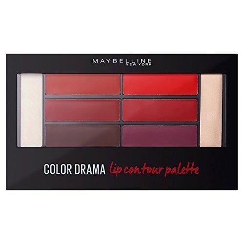 Maybelline New York Paleta de Labios Crimson Vixen