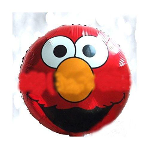 - 18 Inch Elmo Happy Birthday Party Balloon