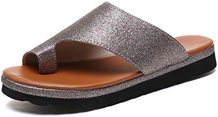 Jumiz Women Fashion Comfy Platform Sandal PU Leather Shoes