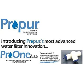 Propur ProOne M G2.0 mini filter for water pitcher (one filter)