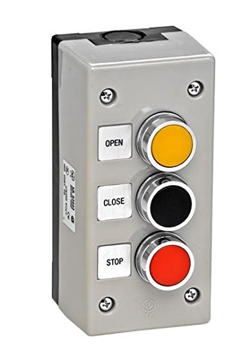 MMTC 3BXT Nema 4 Exterior Three Button Surface Mount Control - Surface Mount Button