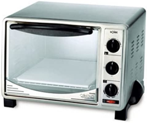 Solac OVEN WITH ROTARY SPIT Mod N315R2 - Horno (1400 W, 300 x 300 ...