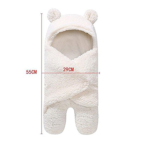 Kytree New Baby Fall And Winter Leg Wear-resistant Thermal Insulation And Plush Sleeping Blanket