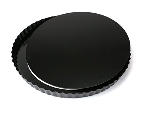 fluted quiche pan - 9