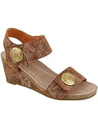 Women's Carousel 2 Leather Sandal
