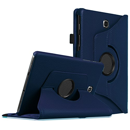 Fintie Samsung Galaxy Tab S2 8.0 Case - Premium PU Leather 360 Degree Rotating Cover Swivel Stand Auto