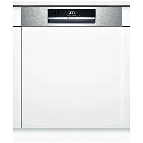 Bosch SMI88TS03E lavavajilla Semi-incorporado 13 cubiertos A+++-10 ...
