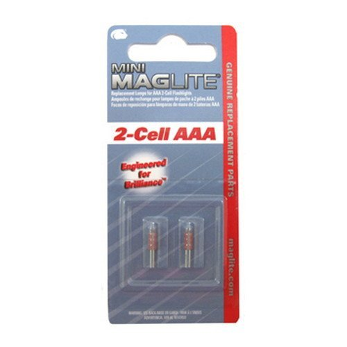 Maglite Replacement Bulb AAA Mini-Mag by Mag Instrument ()