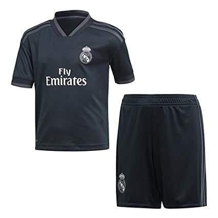 7f968101d Buy aaDDa Sportswear Non Madrid Away Jersey 18 19 with Shorts Online ...