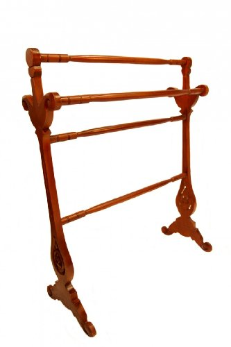 Chippendale Towel Or Quilt Rack