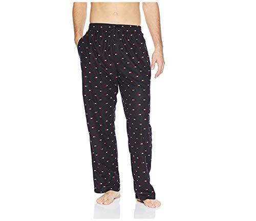 Tommy Hilfiger Men's Cozy Fleece Pajama Pant (Large)