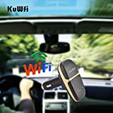 KuWFi Unlocked 150 Mbps LTE Car WiFi Dongle 4G Wireless Router with Sim