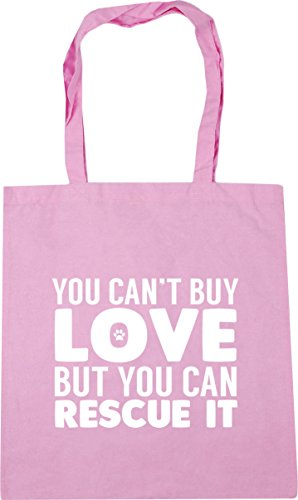 Beach Gym HippoWarehouse Shopping You can you Bag it Tote 10 x38cm can't Pink rescue Classic 42cm love but litres buy WqPW7wgfr