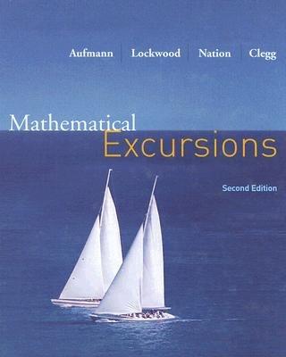 Read Online Mathematical Excursions pdf
